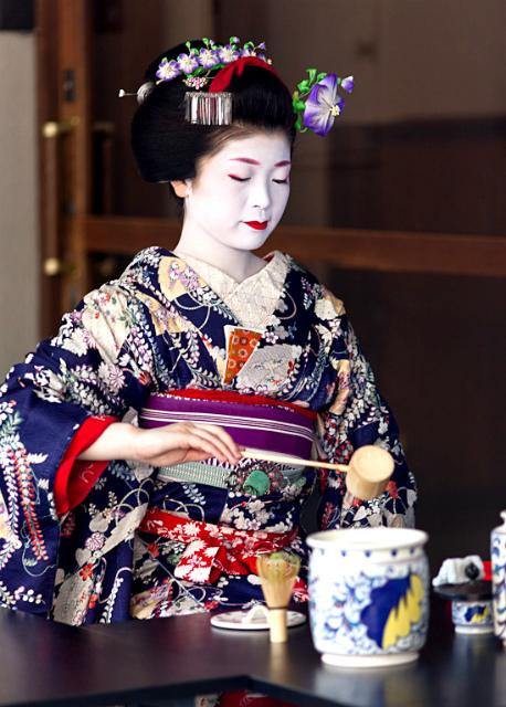 Umeyae san of Kamishichiken