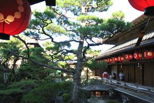 Kamishichiken Beer Garden