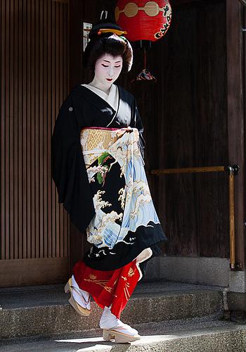 Kyoka san of Gion-Kobu