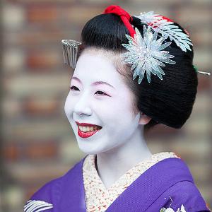Jingudo Maiko's day