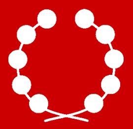 上七軒紋章