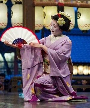 Kanoka san of Gion-Higashi