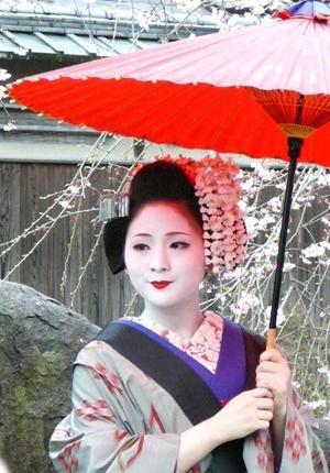 Mameharu san of Gion-Kobu