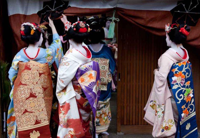 monthly nadeshiko news of october geishajapan